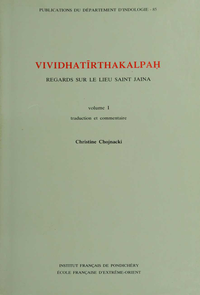 Livre numérique Vividhatīrthakalpaḥ