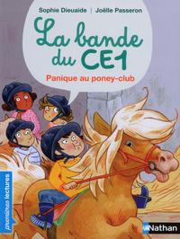 Libro electrónico La Bande du CE1, Fred au poney-club - Premières Lectures CP Niveau 3 - Dès 6 ans