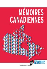 Livre numérique Mémoires canadiennes