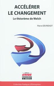 Livre numérique Accélérer le changement - Le théorème de Welch