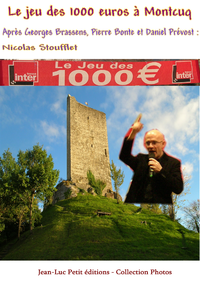 Livre numérique Le jeu des 1000 euros à Montcuq