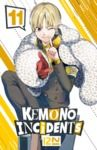 Livre numérique Kemono Incidents - tome 11