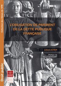 Livre numérique L'obligation de paiement de la dette publique française