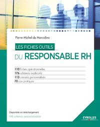 Livre numérique Les fiches outils du responsable RH