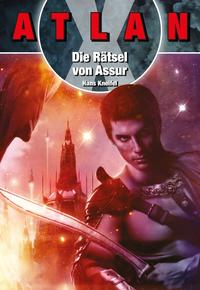 Livre numérique ATLAN X: Die Rätsel von Assur