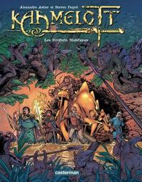 Livre numérique Kaamelott (Tome 9) - Les renforts maléfiques