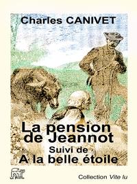 Livre numérique La pension de Jeannot