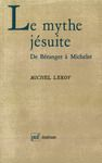Livre numérique Le mythe jésuite