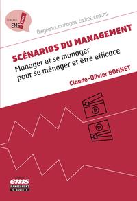 Libro electrónico Scénarios du management