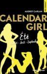 Livre numérique Calendar girls - Eté (juillet-août-septembre)