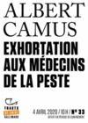 Livre numérique Tracts de Crise (N°33) - Exhortation aux médecins de la peste