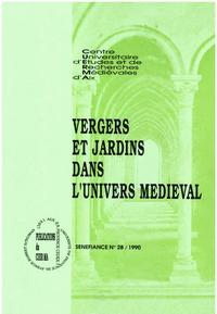 Livre numérique Vergers et jardins dans l'univers médiéval