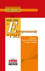 Livre numérique Les grands auteurs en entrepreneuriat et PME