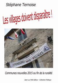 Livre numérique Les villages doivent disparaître!