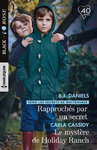 Livre numérique Rapprochés par un secret - Le mystère de Holiday Ranch