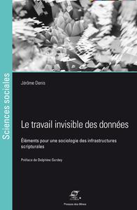 Livre numérique Le travail invisible des données