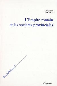 Livre numérique L'Empire romain et les sociétés provinciales