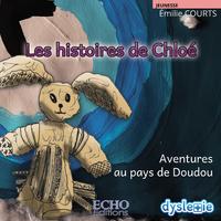 Livre numérique Les histoires de Chloé