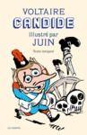Livre numérique Candide illustré par Juin