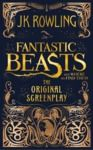 Electronic book Fantastic Beasts and Where to Find Them: The Original Screenplay