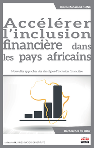 Livre numérique Accélérer l'inclusion financière dans les pays africains