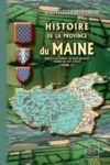 Livre numérique Histoire de la Province du Maine (Tome 2)