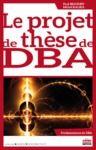 Electronic book Le projet de thèse de DBA