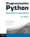 Livre numérique Programmation Python