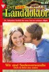 Livre numérique Der neue Landdoktor 84 – Arztroman