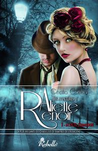 Livre numérique Les aventures d'Aliette Renoir