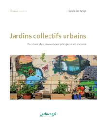 Livre numérique Jardins collectifs urbains