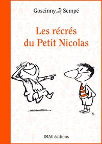 Livre numérique Les récrés du Petit Nicolas