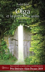 Livre numérique Olga et la porte du jardin