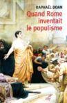 Livre numérique Quand Rome inventait le populisme
