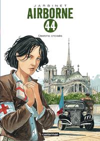 Livre numérique Airborne 44 (Tome 4) - Destins croisés