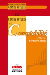 Livre numérique Les grands auteurs en comptabilité