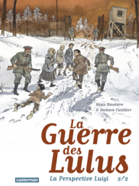 Livre numérique La Guerre des Lulus - La Perspective Luigi (Tome 2)