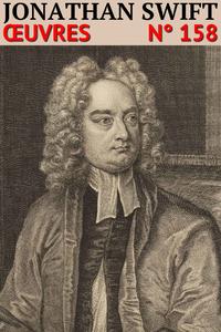 Livre numérique Jonathan Swift - Oeuvres