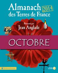 Livre numérique Almanach des Terres de France 2014 Octobre