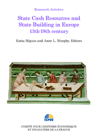 Electronic book State Cash Resources and State Building in Europe 13th-18th century