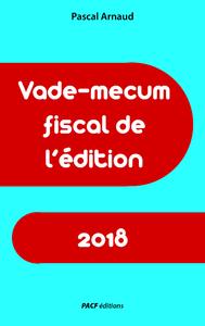 Livre numérique Vade-mecum fiscal de l'édition 2018