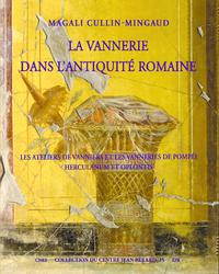 Libro electrónico La vannerie dans l'Antiquité romaine