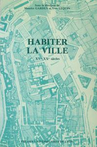 Livre numérique Habiter la ville