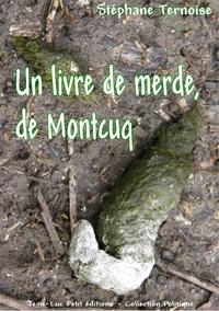 Livre numérique Un livre de merde, de Montcuq