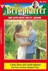 Livre numérique Der Bergpfarrer 217 – Heimatroman