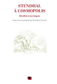 Livre numérique Stendhal à Cosmopolis