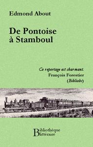 Livre numérique De Pontoise à Stamboul