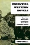 Electronic book Essential Western Novels - Volume 1