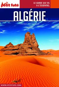 Livre numérique ALGÉRIE 2019 Carnet Petit Futé
