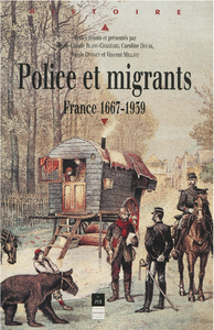 Electronic book Police et migrants
